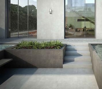 Outdoor Special : les nouvelles solutions pour les espaces extérieurs de Porcelaingres