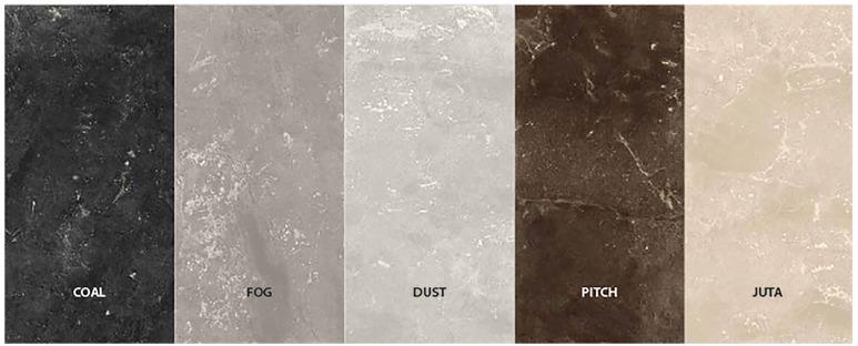 Northstone Ariostea : des sols contemporains en pierres nordiques
