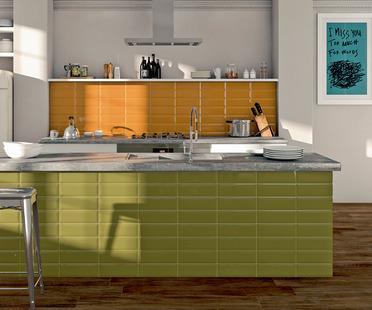 Revêtements de salles de bain et de cuisines Adamas : de nouveaux horizons pour la céramique technique