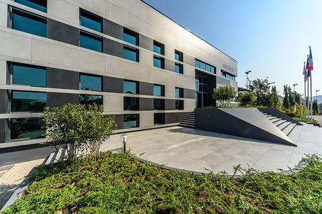 Ariostea : les revêtements pour surfaces extérieures et façades ventilées