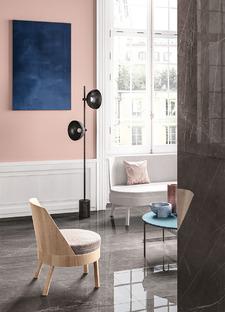 Marble Lab : des revêtements d'un extrême raffinement grâce à l'effet marbre GranitiFiandre