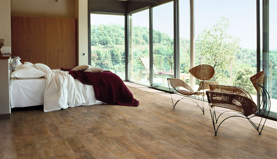 Legni High-Tech Ariostea : quand la tradition se transforme en design contemporain