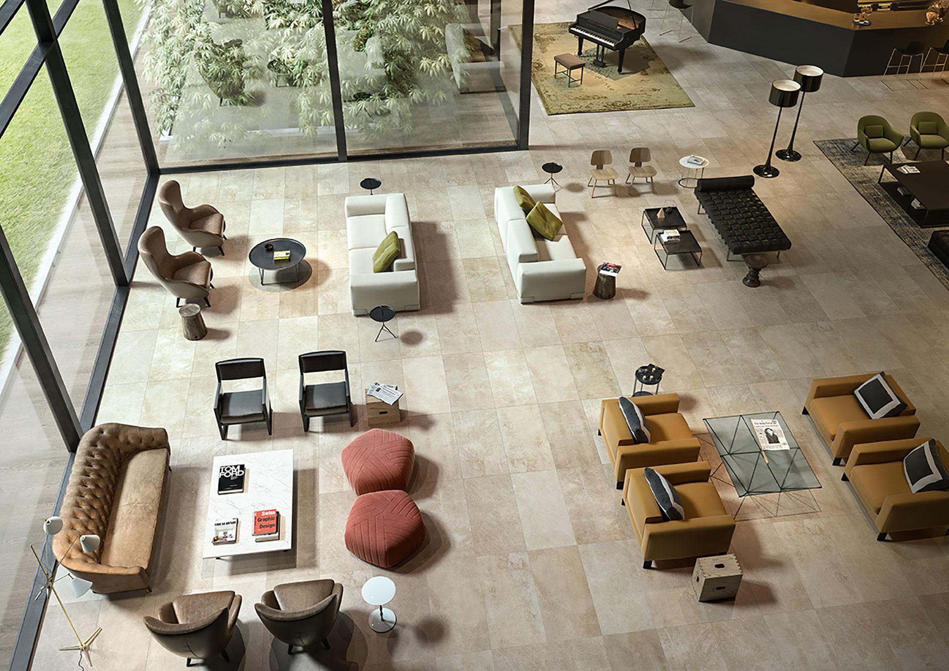 Porcelaingres : des solutions céramiques haut de gamme effet pierre