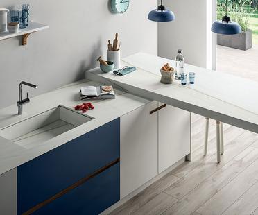SapienStone : quand le grès cérame haut de gamme se transforme en plan de cuisine