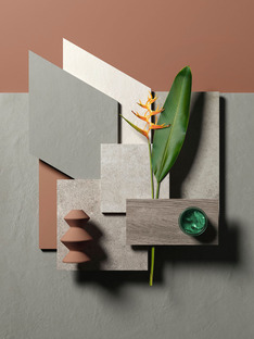 Color Studio: harmonie de couleurs pour les surfaces contemporaines
