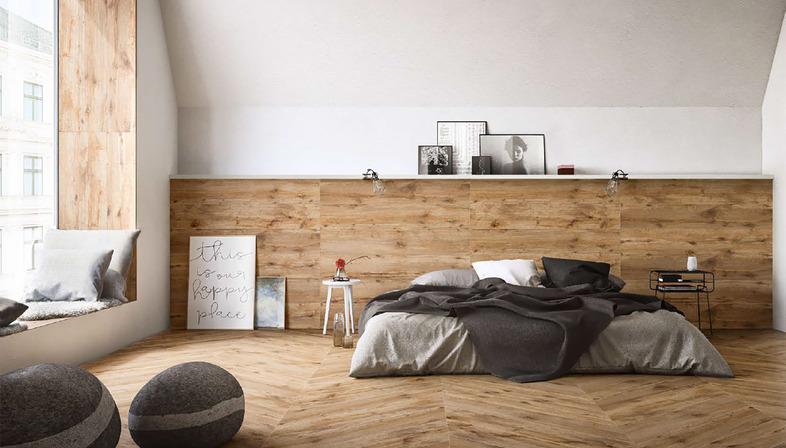Idées design : grès cérame effet bois pour tous les styles d'intérieur