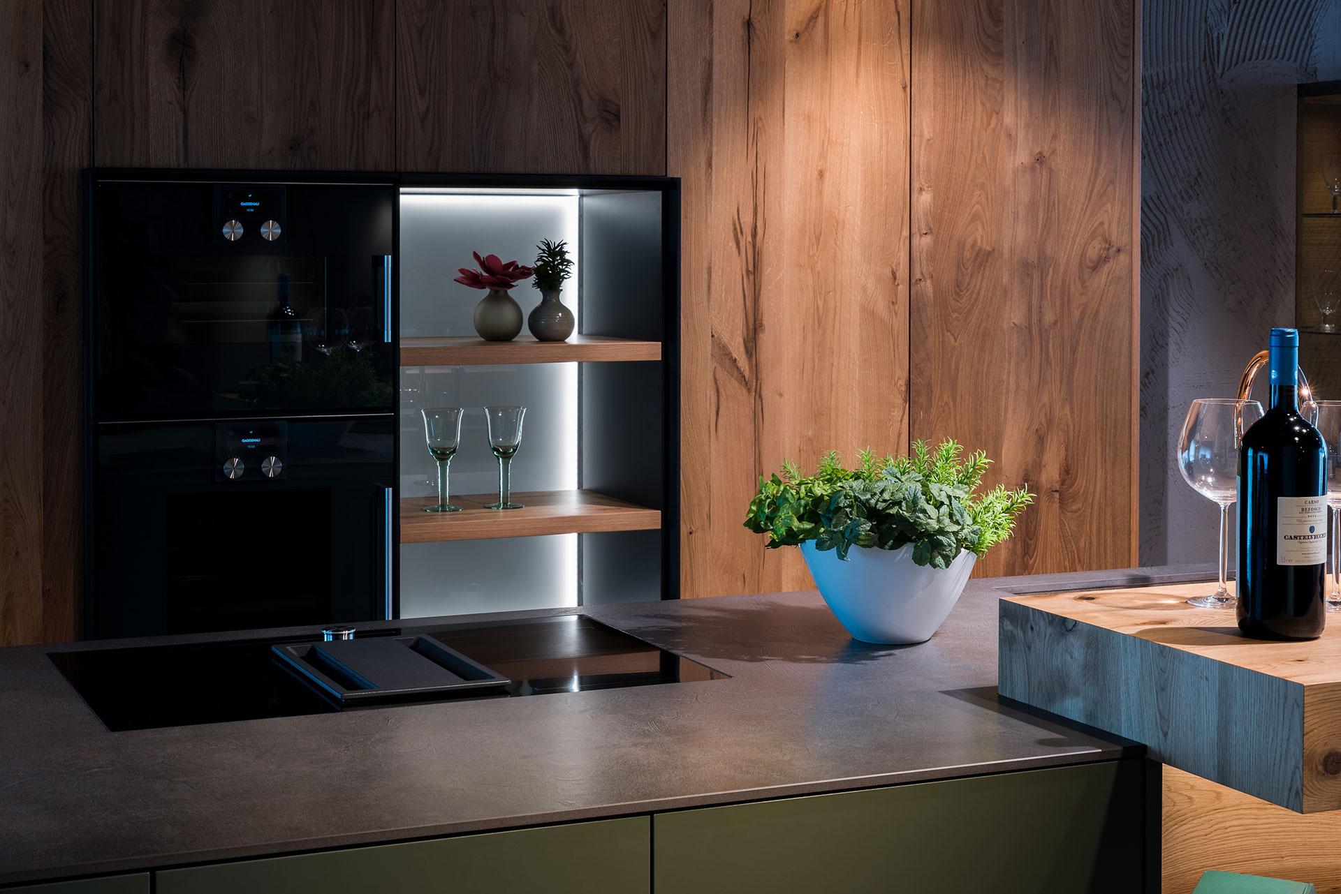 Tendances Design 2019 Les Plans De Cuisine Sapienstone Floornature