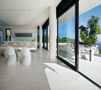 Salles de bain et cuisines : le design classique et moderne d'Iris Ceramica