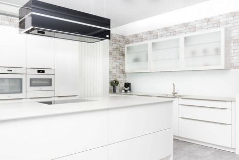 Nouveautés design 2019 : les plans de cuisine SapienStone
