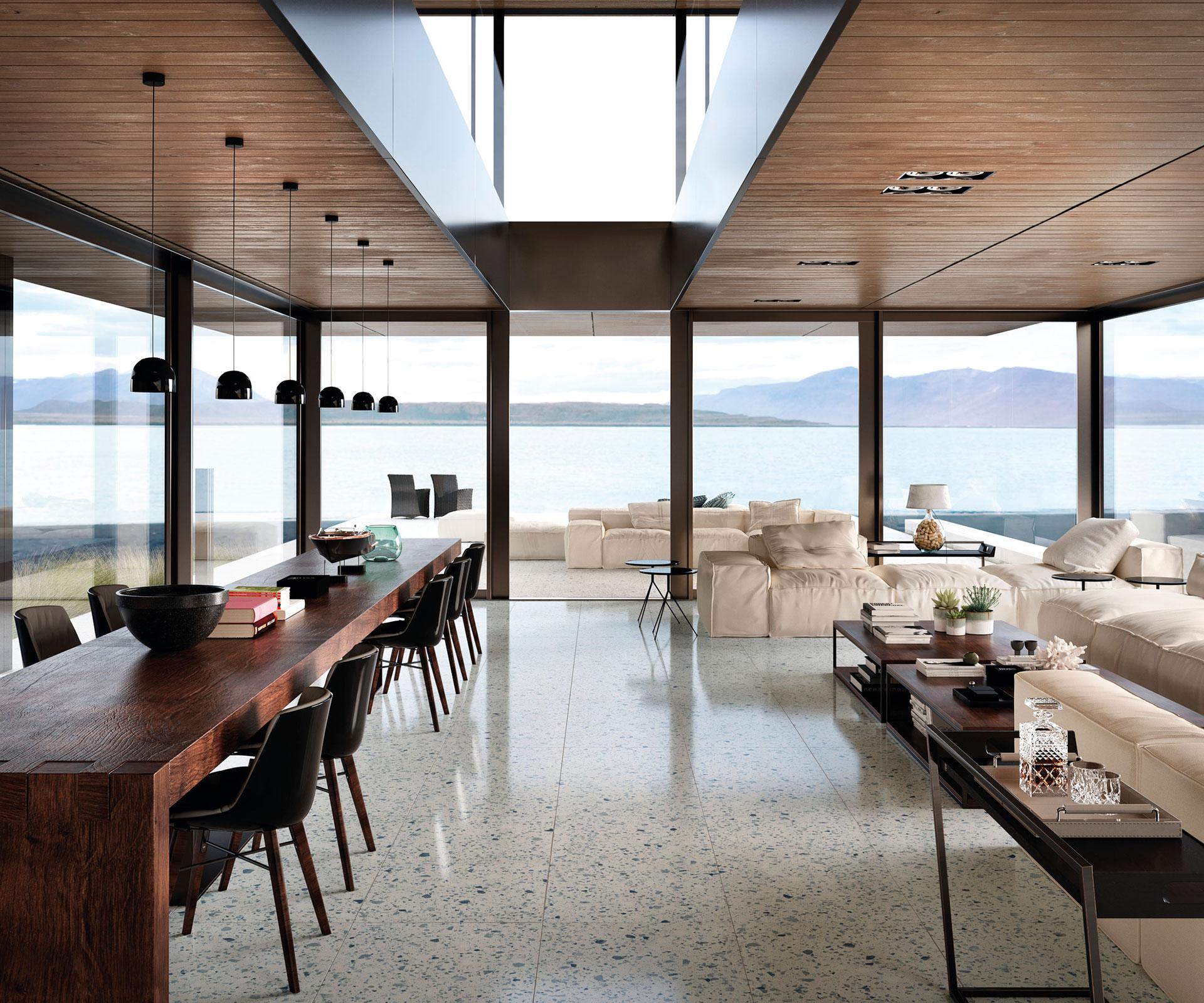 Maison Du Monde Terrazzo nouvelles collections fmg : revivez le charme du terrazzo