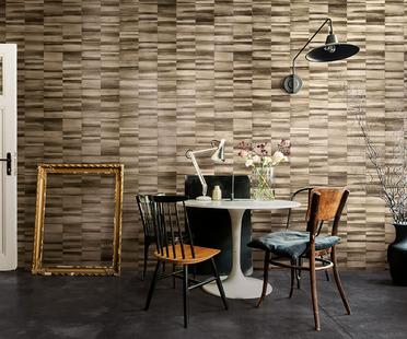 Créativité et harmonie : les revêtements effet bois Litt Wood d'Iris Ceramica
