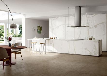 SapienStone : des plans de cuisine pour tous les styles classiques et contemporains