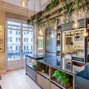 Noir et Dark Marquina : les plans de cuisine foncés de SapienStone
