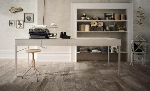 Collection Madeira d'Iris Ceramica : un effet bois polyvalent et branché
