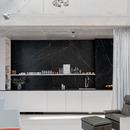Plans de cuisine foncés pour tous les styles de cuisines contemporaines