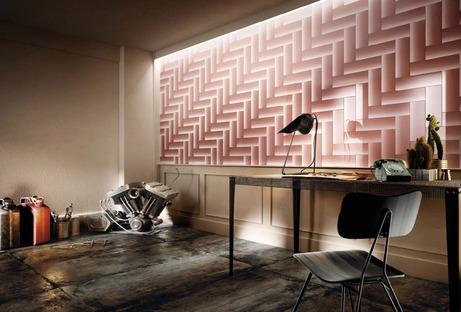 Un nouveau monde d'images : le design Diesel Living with Iris Ceramica