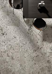 Nouvelles surfaces Ariostea idéales pour des atmosphères classiques et contemporaines