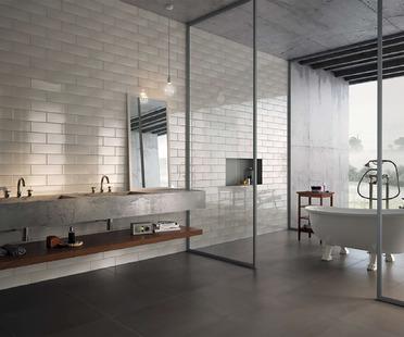 Beauté et fonctionnalité : les salles de bain sur mesure d'Iris Ceramica