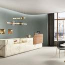Classique et contemporain fusionnent dans les nouvelles cuisines SapienStone