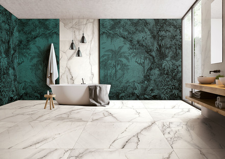 DYS Design Your Slabs pour décorer et personnaliser les dalles céramiques de toutes les pièces
