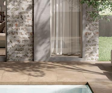 Matières naturelles et tradition architecturale : les nouvelles collections Fiandre se distinguent par leur charme intemporel.