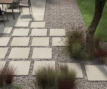 Comment optimiser les espaces en plein air grâce aux surfaces en grès cérame
