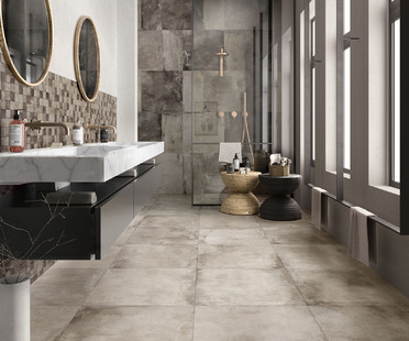 La céramique vintage : une solution idéale pour une salle de bain moderne