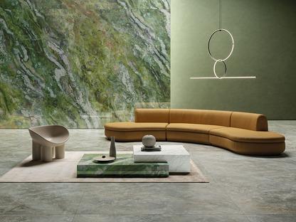 Les nouvelles collections Ultra Ariostea : des grands formats parfaits pour la personnalisation des espaces