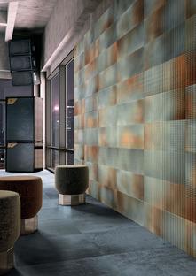 L'art de vivre Diesel Living with Iris Ceramica : emblématique, vintage et informel