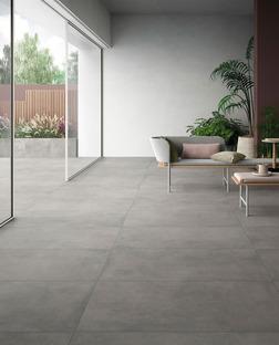 Ariostea Next : ciment et résines pour le design des environnements contemporains