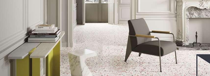 Venice Villa : le terrazzo alla veneziana (granito) FMG pour des intérieurs exclusifs et versatiles