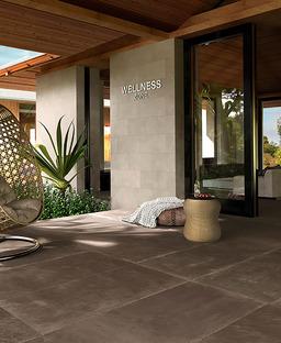 L'extérieur comme nouvel espace de vie : les solutions Iris Ceramica pour le plein air