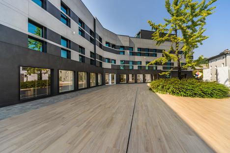 Quand la beauté rencontre les performances : les façades ventilées Granitech, une solution idéale pour les bâtiments neufs et les rénovations.