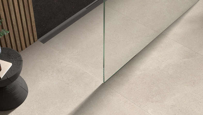 Porcelaingres Loft : des surfaces effet pierre et béton inspirées du design nordique