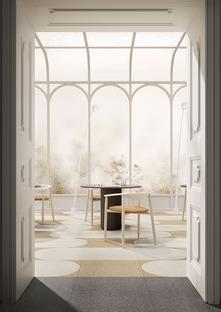 Le Veneziano de Fiandre Architectural Surfaces : un produit non seulement classique et contemporain mais aussi élégant et indémodable.