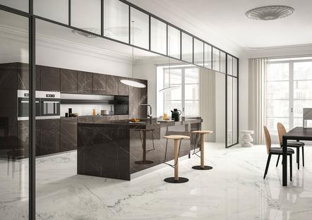 Sécurité et hygiène dans les cuisines grâce aux plans Active Surfaces de SapienStone