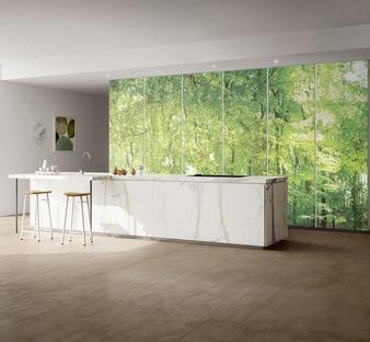 DYS - Design Your Slabs : la solution idéale pour la nouvelle tendance des surfaces céramiques décorées