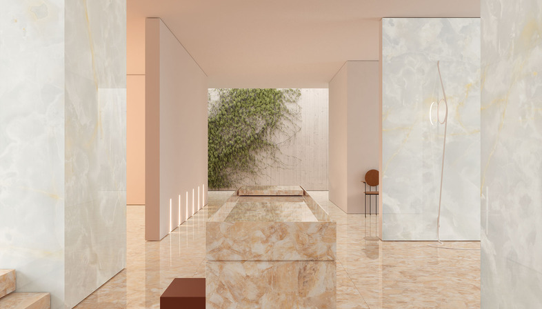 La beauté naturelle des minéraux au cœur des nouvelles solutions de revêtements décoratifs
