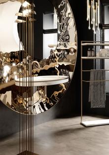La force et la beauté de la céramique technique dans la salle de bains contemporaine : la décoration exclusive Seventyonepercent