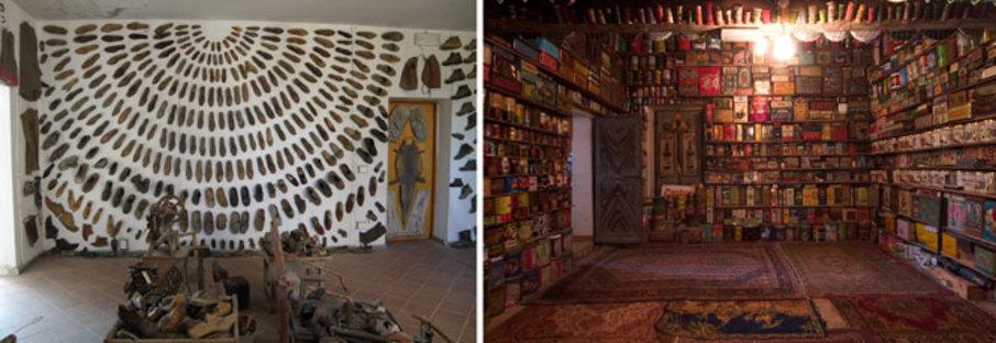 Fondazione Museo Ettore Guatelli, Ozzano Taro, Parme