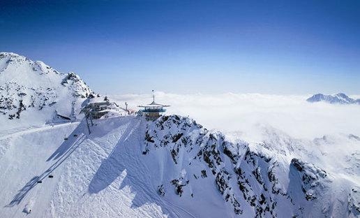 Alpes de l'Ötztal - Tyrol