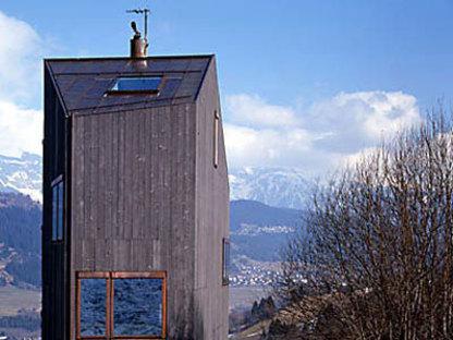 Maison individuelle Willimann-Lötscher - Suisse