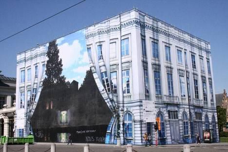 Il Musée Magritte à Bruxelles, 2009