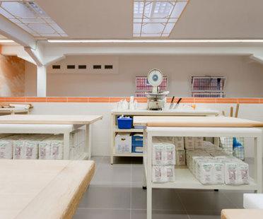 ACTIVE Clean Air & Antibacterial Ceramic™ complète la cuisine d'un restaurant bolognais renommé