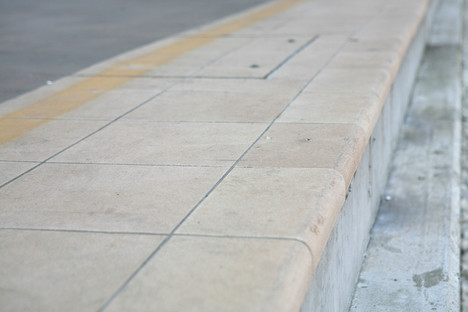 Infrastructure Ariostea porcelain tiles