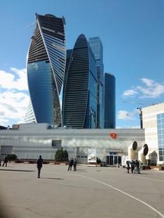 MosBuild 2014, le salon de la céramique et du design de Moscou