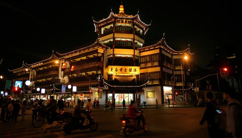 Ekaterina Busygina. I mille volti di Shanghai.