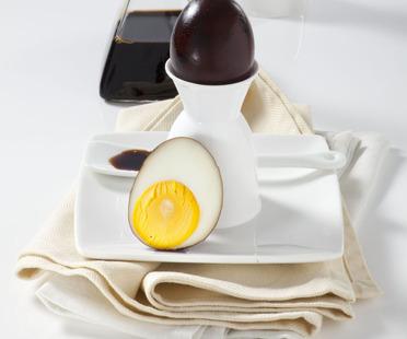 La ricetta: Uova sode all'Aceto Balsamico