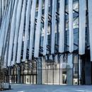 Brise-soleil en aluminium pour Kengo Kuma et son building Soho à Shanghai