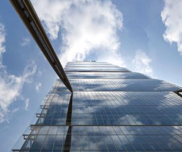 La façade de l'Allianz Tower à Milan – Andrea Maffei